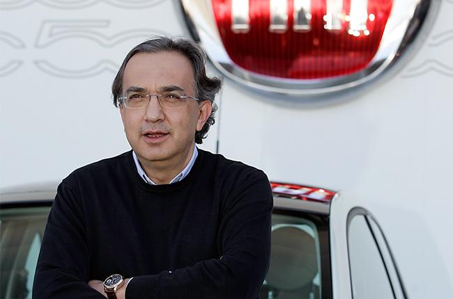 FCA Ferrari CEO dies Sergio Marchionne