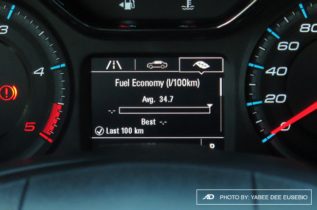 Chevrolet Colorado Gauge