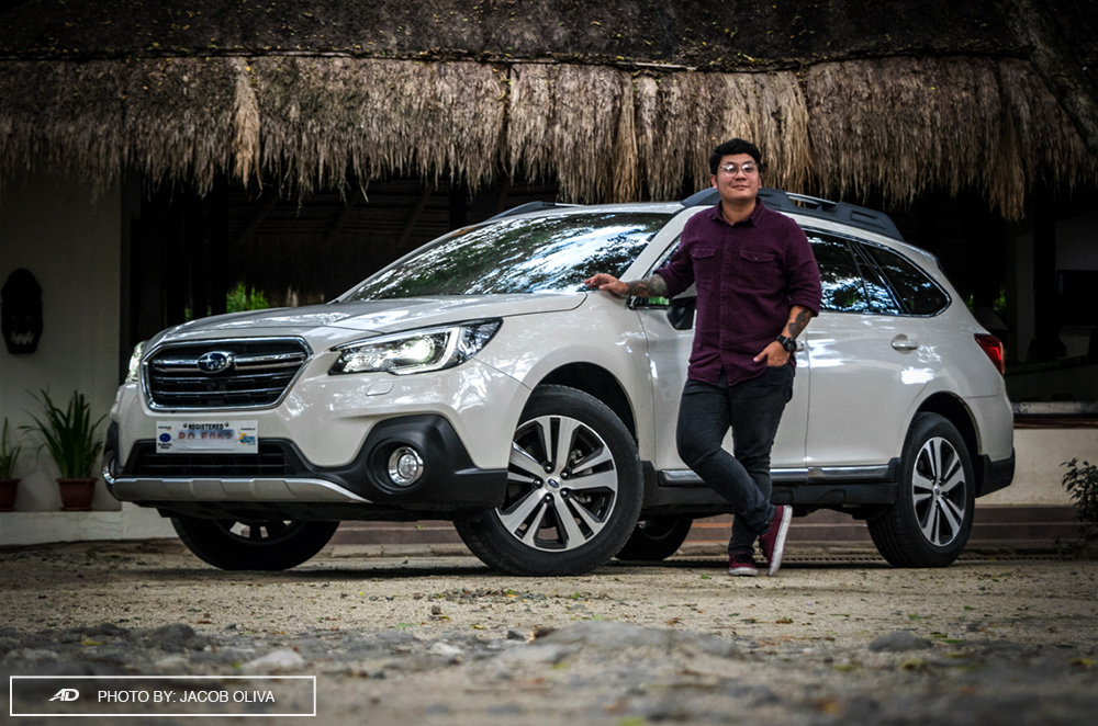 subaru outback philippines eyesight