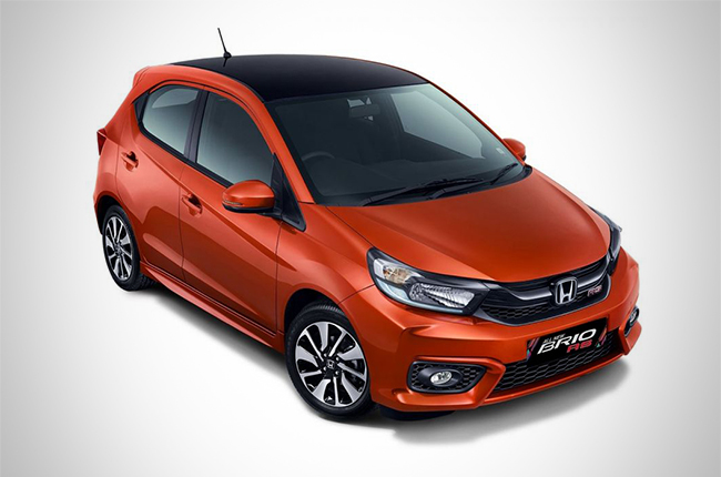 honda brio indonesia world debut