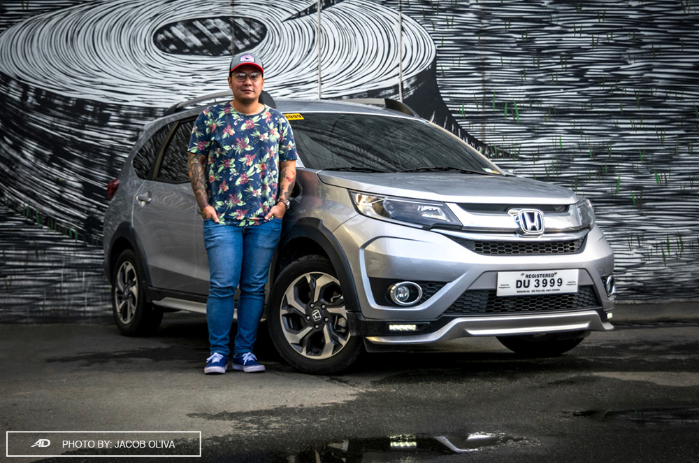 honda br-v review philippines