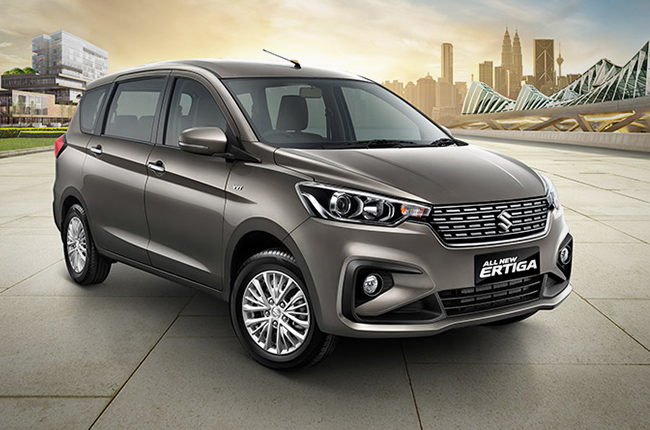Suzuki Indonesia Is Now Selling The 2019 Ertiga And We Need It Too