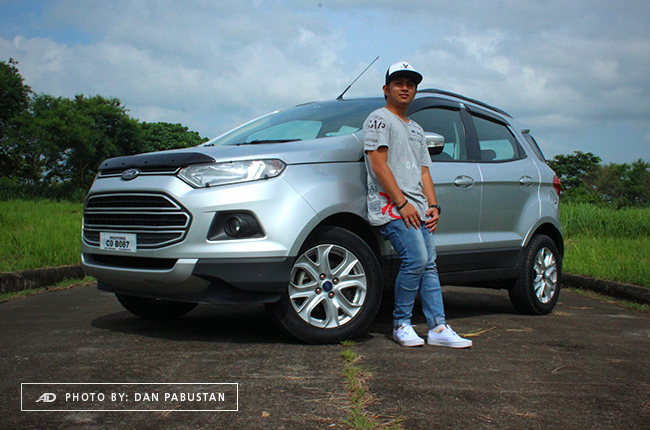 Ford EcoSport 1.5 Trend AT 2018