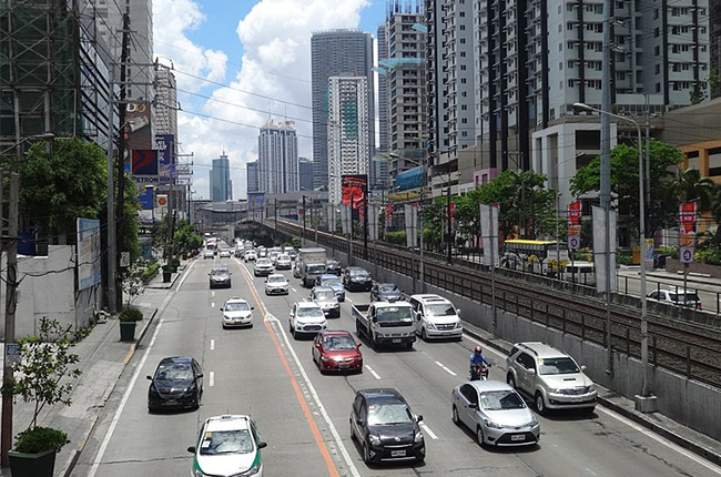 MMDA HOV traffic scheme