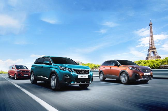 #ParisPossibilities promo by Peugeot Philippines
