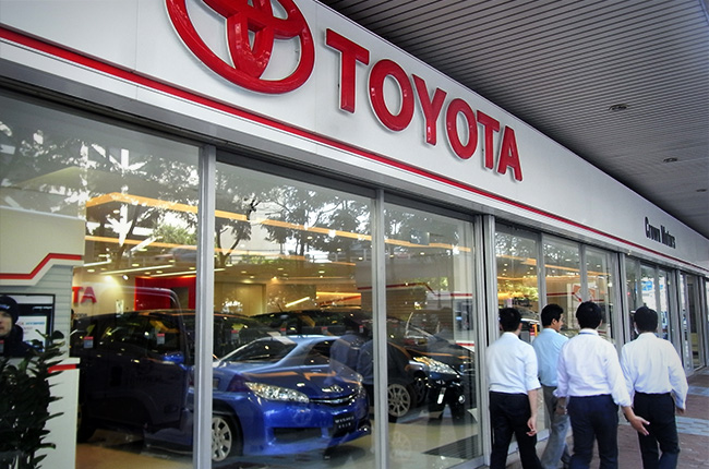 southeast asia vehicle sales business