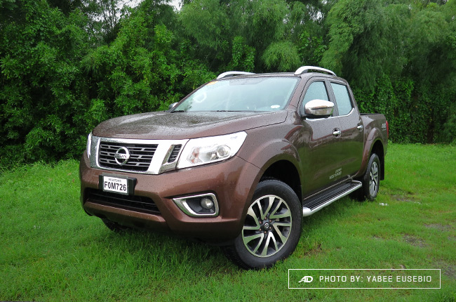 2018 Nissan Navara 4.4 VL AT
