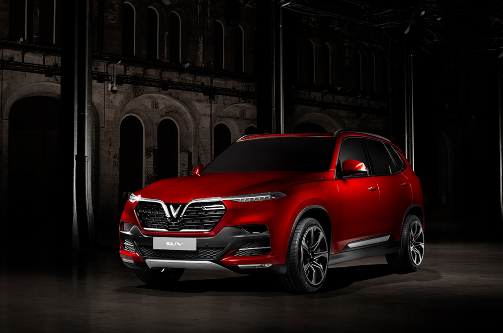 VinFast has debuted two models, and they've been sculpted by the greatest names in Italian car desig