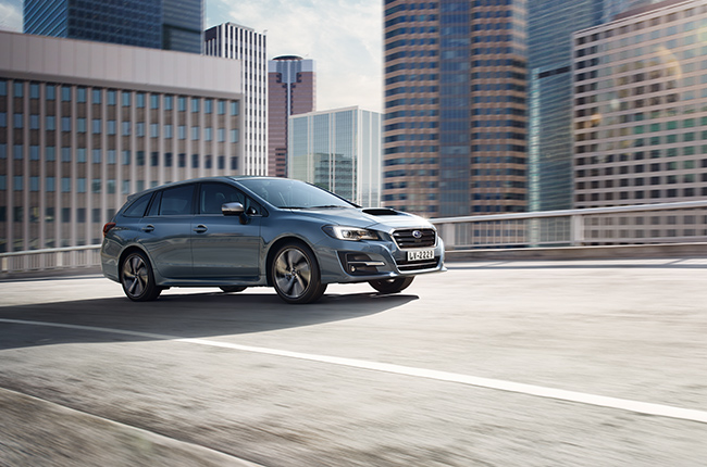 2018 Subaru Levorg 2.0 turbocharged