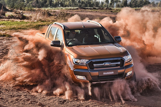 Ranger leads Ford Philippines' August sales
