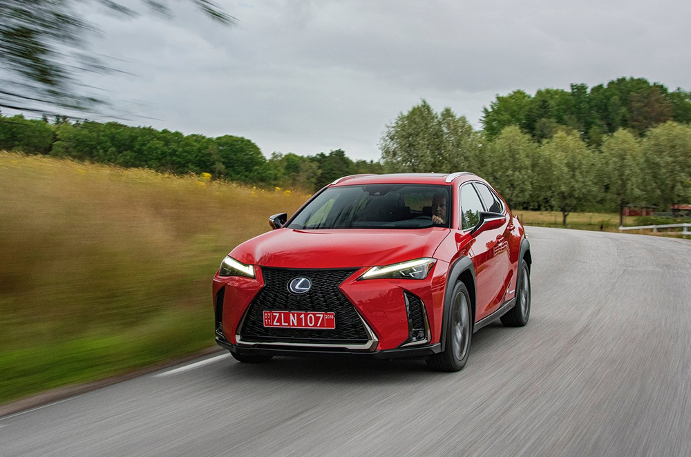 Lexus' newest crossover is their boldest one yet.