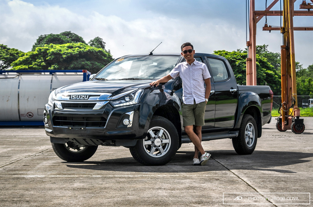 A small engine with more power. Isuzu's second generation D-Max impresses.