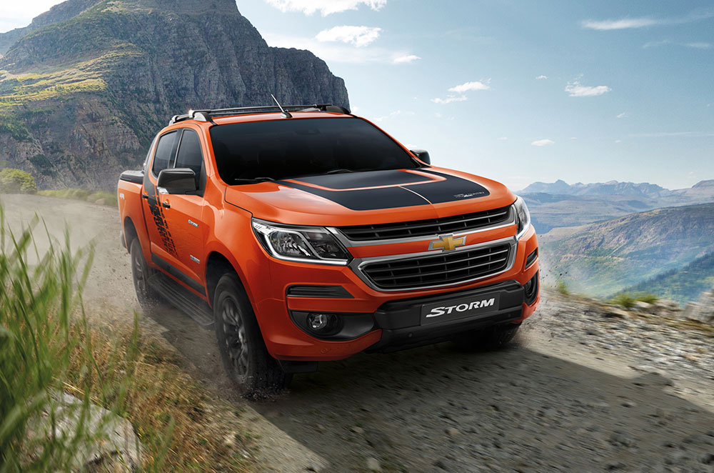 Chevrolet High Country Storm