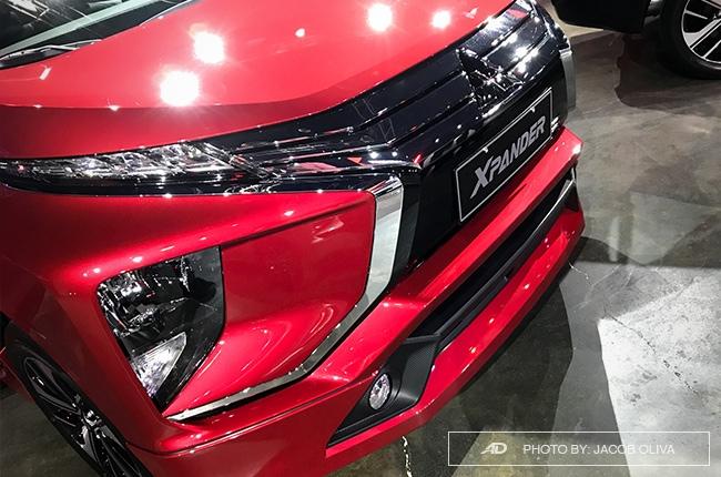 Mitsubishi xpander production