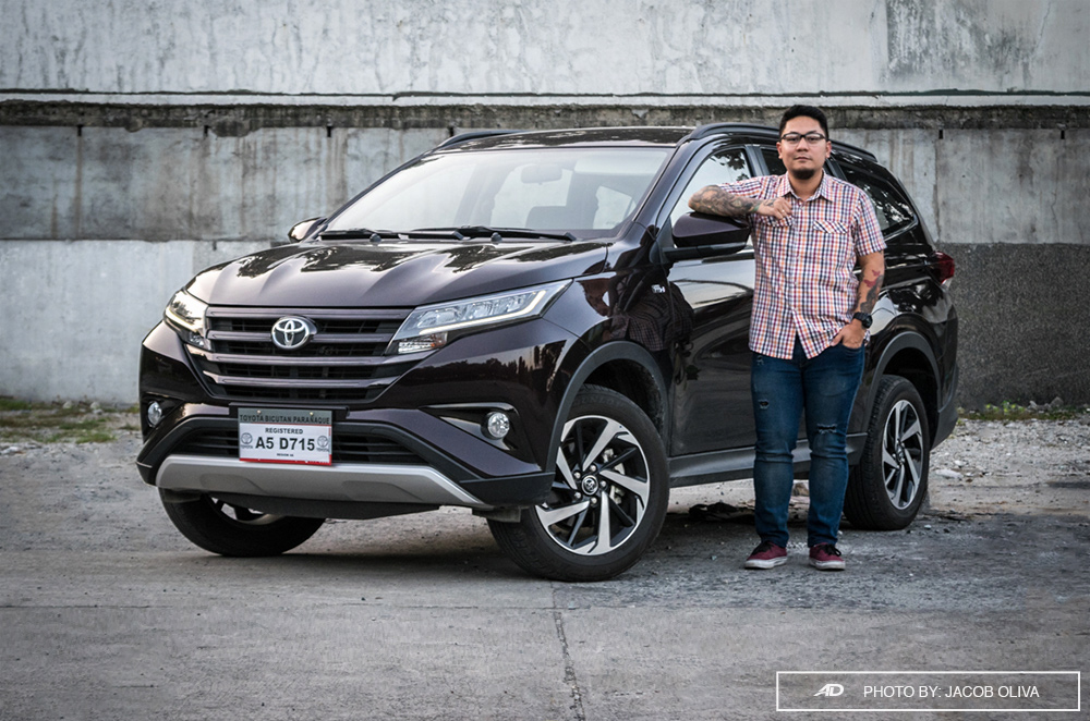 toyota rush review philippines