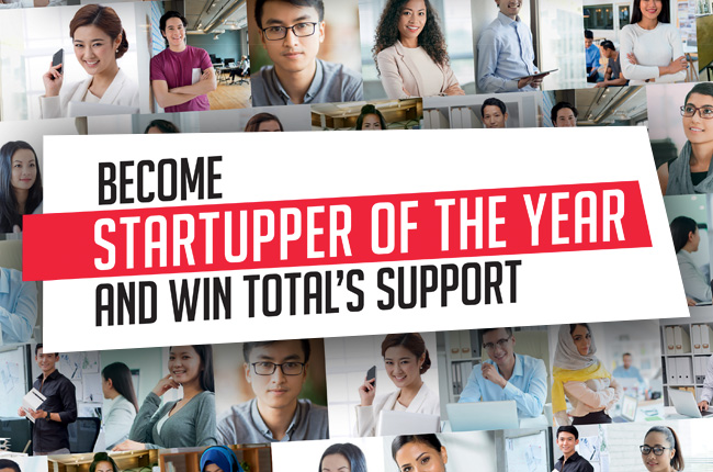 startup total startupper of the year