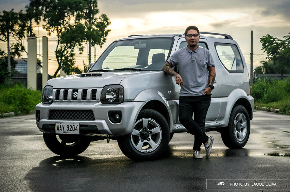 review 2017 suzuki jimny jlx mt autodeal philippines. Black Bedroom Furniture Sets. Home Design Ideas