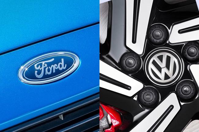 Ford Volkswagen Alliance