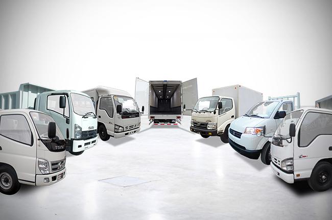 Centro vehicles