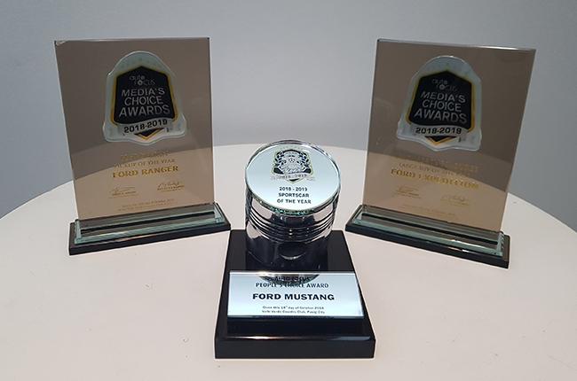 Ford Auto Focus Awards