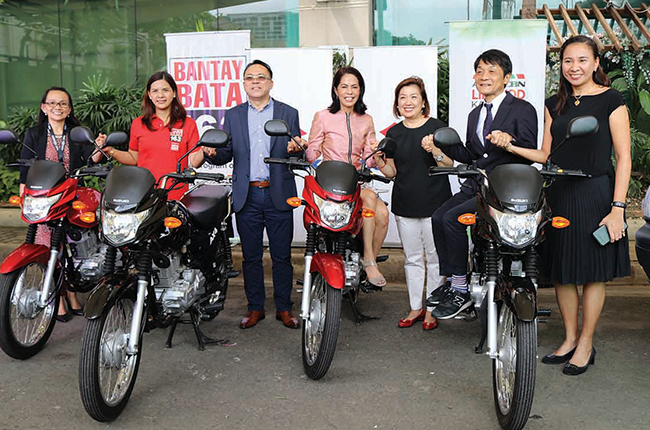 Suzuki Philippines and ABS-CBN Lingkod Kapamilya Foundation work together once more.