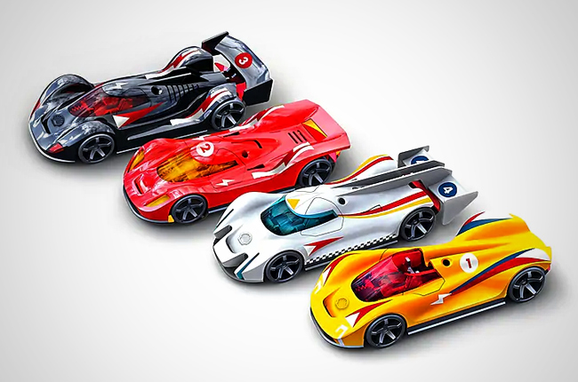 Shell Saltwater Supercar
