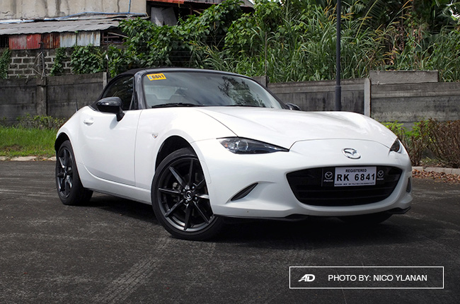 Although the 2019 model is available, the older MX-5 still proves to be amazingly good fun.