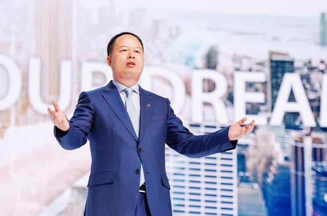 gac motor president yu jun