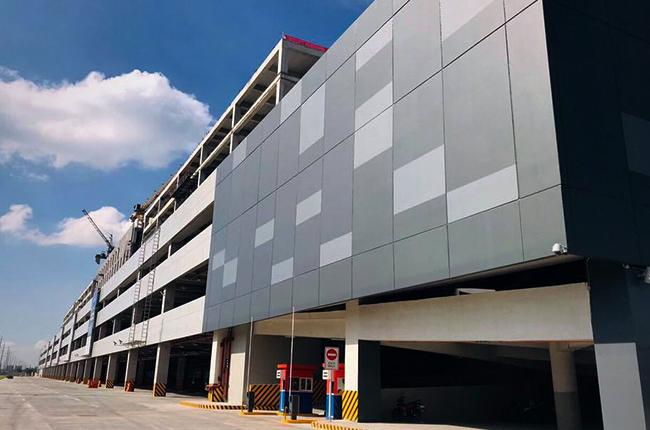 Parañaque Integrated Terminal Exchange