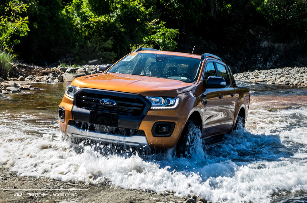 ford ranger wildtrak biturbo philippines