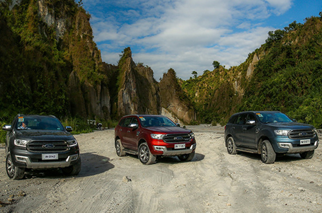 Ford Philippines Promo