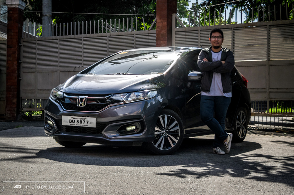 honda jazz review philippines