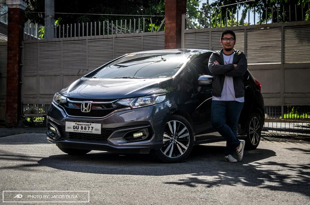 Review 2018 Honda Jazz 15 Cvt Autodeal Philippines