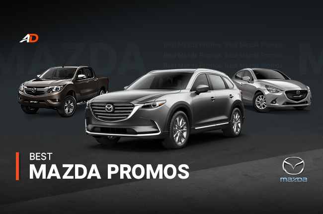 Best Mazda Promos in the Philippines