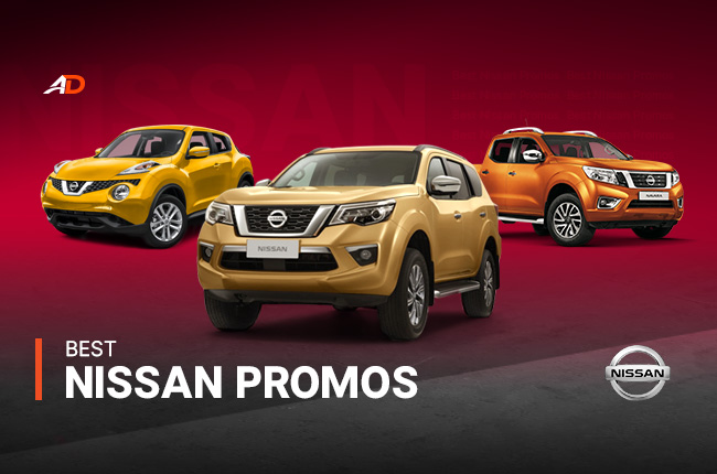 Best Nissan Promos