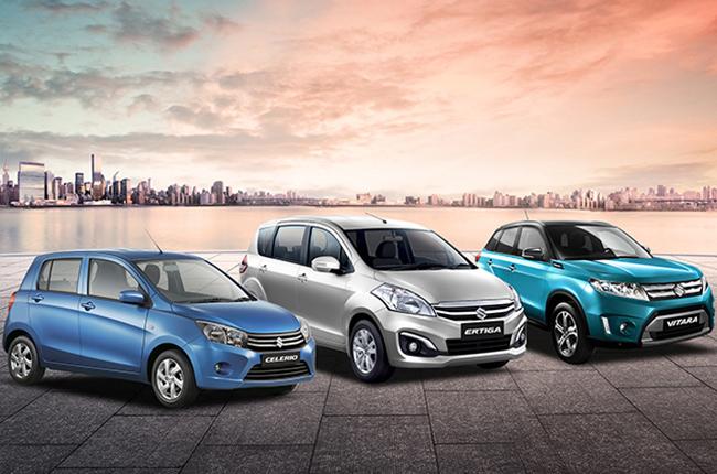 Suzuki Philippines sales Q3