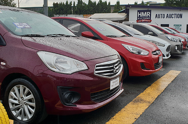 HMR's 2nd Anniversary Auto Auction lets you catch a good ride