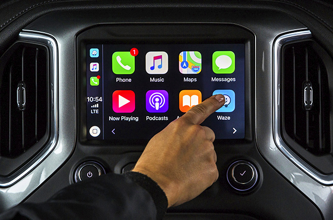 Waze for Apple CarPlay