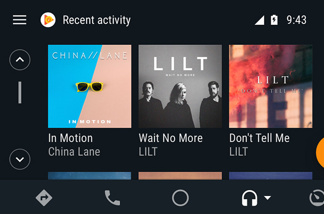Android Auto November Update