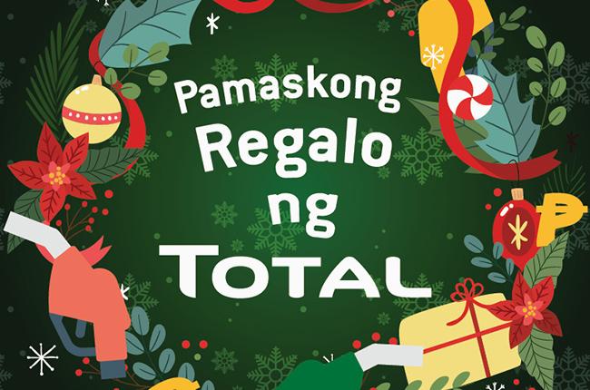 Total Pamaskong Regalo