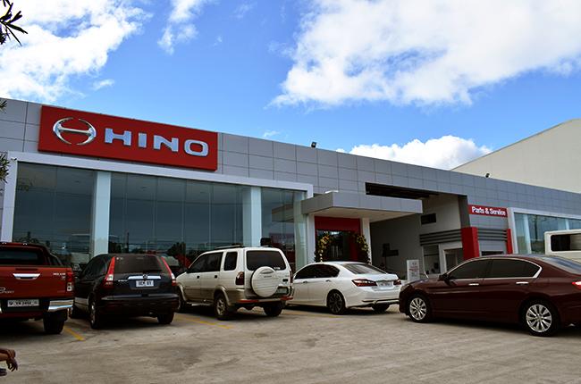 Hino Motors Philippines opens new dealership in Carmona, Cavite