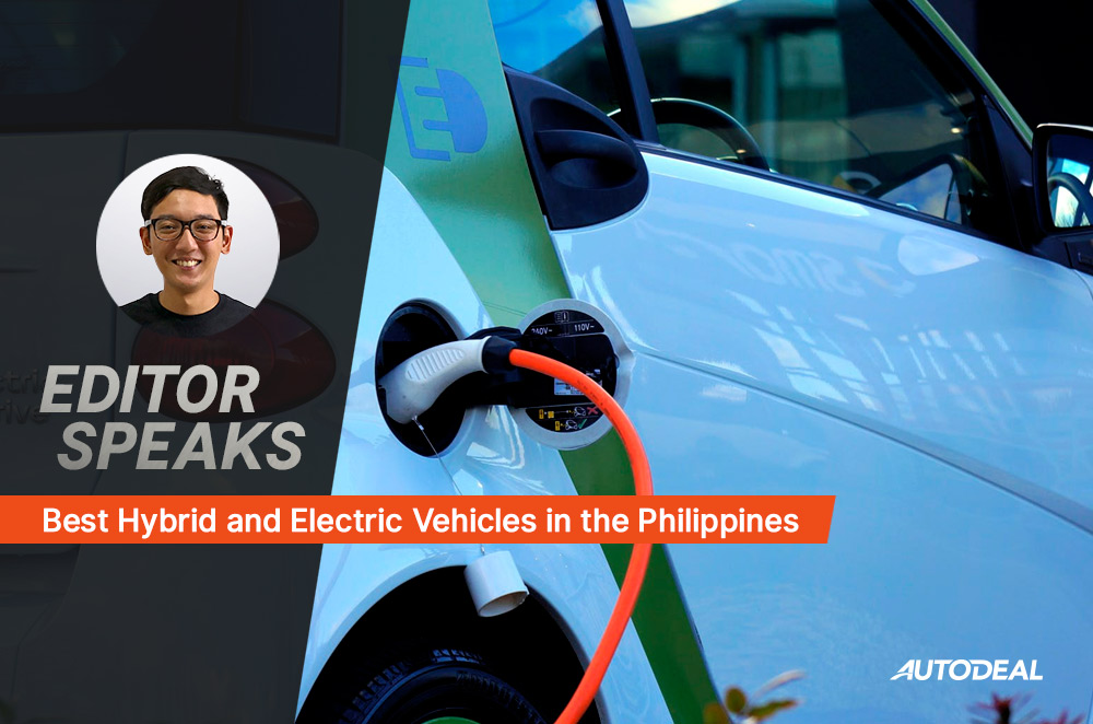 Best hybrid and electric vehicles in the Philippines
