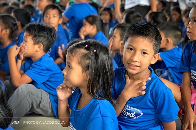ford corporate social responsibility gawad kalinga