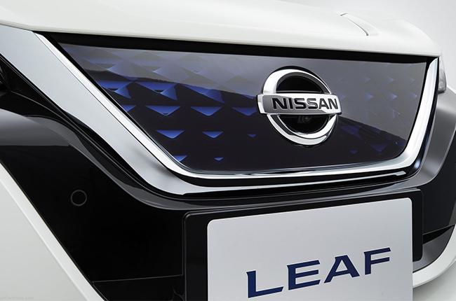 Nissan Leaf milestones for 2018