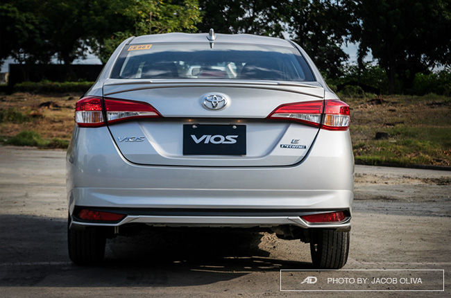 2019 toyota vios review technology and safety