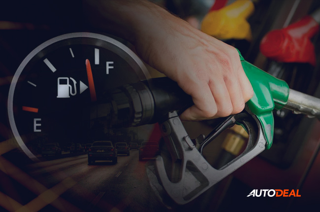 Fuel prices of 2018