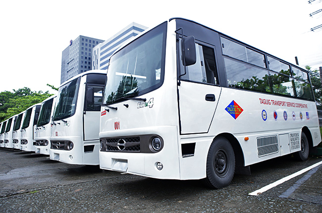 DOTr, UNDP boost low carbon urban transport system commercialization