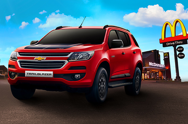 Chevrolet Philippines' free McDonald's breakfast meals for Chevy owners