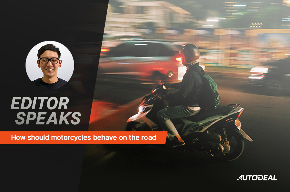 How motorcycles should behave on our roads in the PH