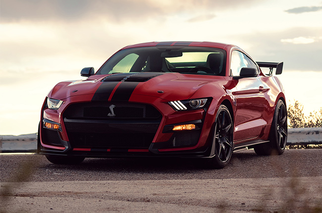 52cebdbae1 2020 Ford Mustang Shelby GT500 debuts as fastest  Stang yet